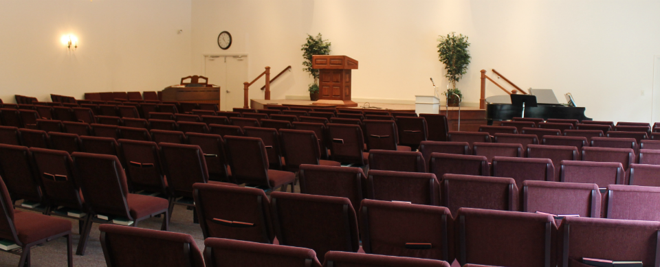 North York Gospel Chapel Auditorium
